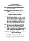 Advent Liturgy - Jesse Tree