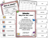 Adverbs - Sorting Center