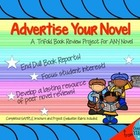 Advertise Your Novel --ANY Novel Trifold Book Review