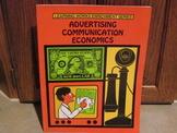 Advertising - Communication - Economics Teaching Resource