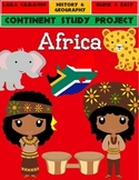 Africa: Continent Project