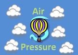 Air Pressure Lesson