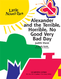 Alexander and the Terrible, ..., Very Bad Day - Little Nov
