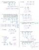 Algebra 2 PreTest/Review and Final Exam