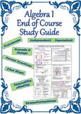 Algebra I EOC Study Guide