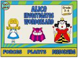 Alice investigates Wonderland (Interactive)