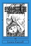Alice's Adventures in Wonderland and Alice's Adventures Un