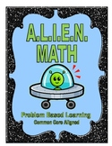 Alien Math: Problem Based Learning/ Common Core Aligned