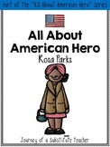 All About American Hero: Rosa Parks {a mini-unit}