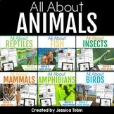 All About Animals Nonfiction BUNDLE