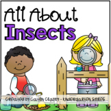 Insects: Math, Literacy, and SO Much More! (Aligned to Com