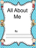 All About Me Student Books