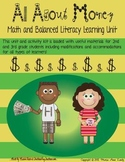 All About Money Learning Unit Reg and Special Ed Math and