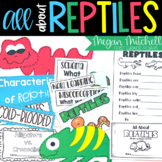 All About Reptiles for the Primary Grades