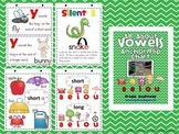 All About Vowels Anchor/Flip Charts