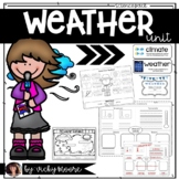 All About Weather { for the common core classroom }