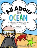 All About the Ocean (Math & Literacy Activities & Centers!)