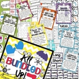 All Bundled Up! Winter Themed Common Core Aligned Math and