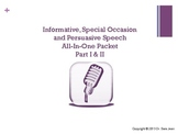 All-In-One Speech Packet