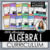 All Things Algebra - My Entire Algebra I Curriculum!