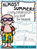 Almost Summer! Comprehension {for Kinders!}