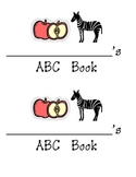 Alphabet Book For Kids