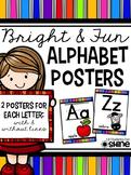 Alphabet - Classroom Decor