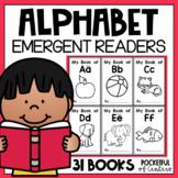 Alphabet Color Books {31 Books}