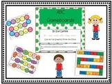 Alphabet Game Boards