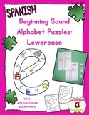Letter & Beginning Sound Recognition: Lowercase Initial So