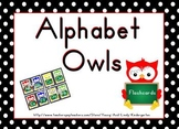 Alphabet Owls