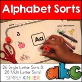 Alphabet Sorts