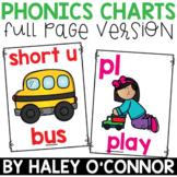 Alphabet and Sound Charts