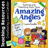 Types of Angles (Classifying Angles Activity)