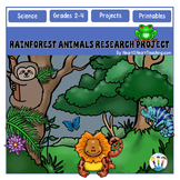 Animals of the Rainforest Nonfiction Resource & Research Project