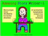 Amazing Story Writer - 1: Teach Creative Writing Skills Te