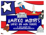 America Matters: Literacy and Math Stations