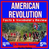 American Revolution, 4th, 5th and 6th Grades! ~American Hi