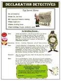 American Revolutionary War Unit: Activities Lessons Worksheets CD