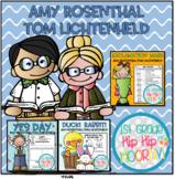 Amy Rosenthal & Tom Lichtenheld...Literacy Activities