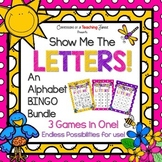 An Alphabet BINGO Bundle!