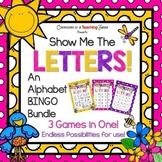 An Alphabet BINGO Bundle!
