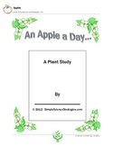 An Apple a Day: A Plant Study