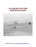An Inquiry into the Four Forces of Flight