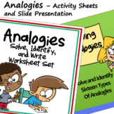 Analogies 1 - Six Types of Analogies