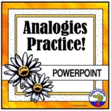 Analogies PowerPoint