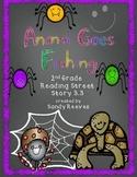Anansi Goes Fishing Reading Street 2nd Grade Story 3.3 Com