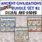 Ancient Civilizations SUPER Bundle {Set #2}