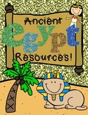 Ancient Egypt Activity Pack!