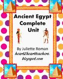 Ancient Egypt Complete Social Studies Unit